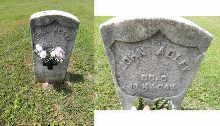 ADLEY [HADLEY] (VETERAN), JOHN - Adair County, Kentucky | JOHN ADLEY [HADLEY] (VETERAN) - Kentucky Gravestone Photos