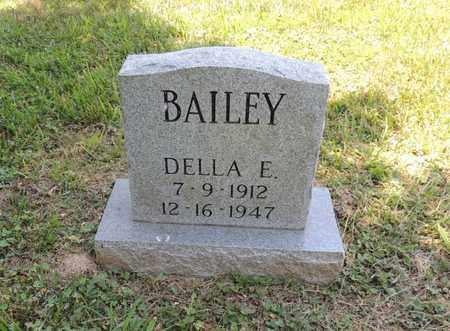 BAILEY, DELLA E - Adair County, Kentucky | DELLA E BAILEY - Kentucky Gravestone Photos
