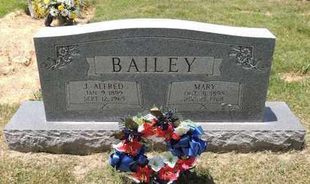 BAILEY, JAMES ALFRED - Adair County, Kentucky | JAMES ALFRED BAILEY - Kentucky Gravestone Photos
