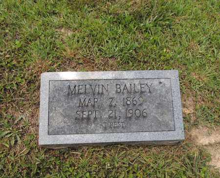BAILEY, MELVIN - Adair County, Kentucky | MELVIN BAILEY - Kentucky Gravestone Photos