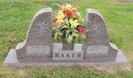 BAKER, JAMES DELMON - Adair County, Kentucky | JAMES DELMON BAKER - Kentucky Gravestone Photos