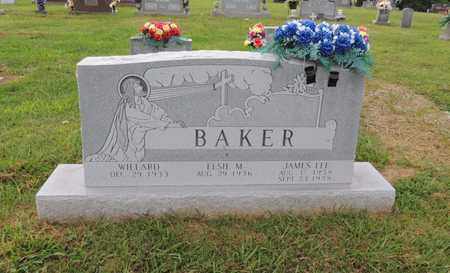 BAKER, JAMES LEE - Adair County, Kentucky | JAMES LEE BAKER - Kentucky Gravestone Photos