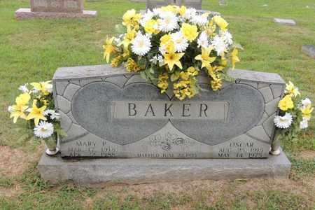 NELSON BAKER, MARY PEARL - Adair County, Kentucky | MARY PEARL NELSON BAKER - Kentucky Gravestone Photos