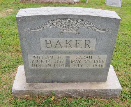 BAKER, SARAH ELIZABETH - Adair County, Kentucky | SARAH ELIZABETH BAKER - Kentucky Gravestone Photos