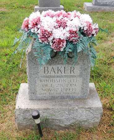 BAKER, WOODSON LEE - Adair County, Kentucky   WOODSON LEE BAKER - Kentucky Gravestone Photos