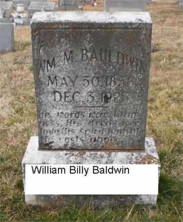 BAULDWIN (AKA BALDWIN), WILLIAM - Adair County, Kentucky | WILLIAM BAULDWIN (AKA BALDWIN) - Kentucky Gravestone Photos