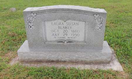 BLAKLEY, LAURA SUSAN - Adair County, Kentucky | LAURA SUSAN BLAKLEY - Kentucky Gravestone Photos