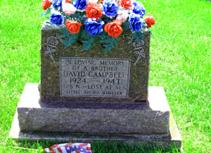 CAMPBELL, DAVID - Adair County, Kentucky | DAVID CAMPBELL - Kentucky Gravestone Photos