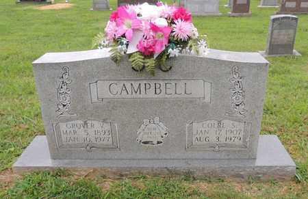 CAMPBELL, COLRE S - Adair County, Kentucky   COLRE S CAMPBELL - Kentucky Gravestone Photos