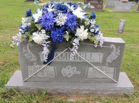 CAMPBELL, HAROLD - Adair County, Kentucky | HAROLD CAMPBELL - Kentucky Gravestone Photos