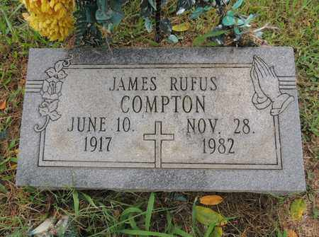 COMPTON, JAMES RUFUS - Adair County, Kentucky | JAMES RUFUS COMPTON - Kentucky Gravestone Photos