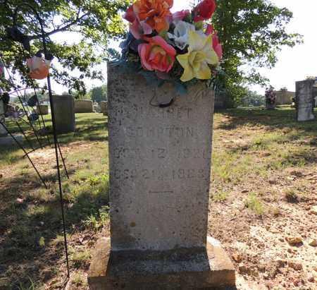 COMPTON, N HARBET - Adair County, Kentucky | N HARBET COMPTON - Kentucky Gravestone Photos