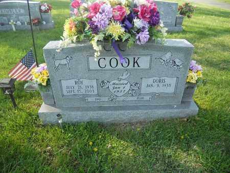 COOK, ROY - Adair County, Kentucky | ROY COOK - Kentucky Gravestone Photos