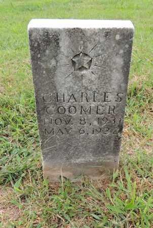 COOMER, CHARLES LEWIS - Adair County, Kentucky | CHARLES LEWIS COOMER - Kentucky Gravestone Photos