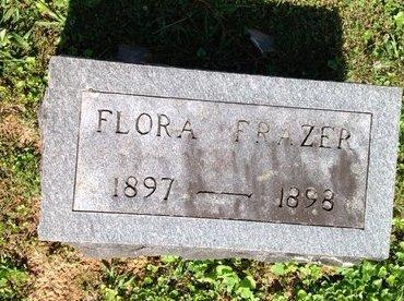 FRAZER, FLORA - Adair County, Kentucky | FLORA FRAZER - Kentucky Gravestone Photos
