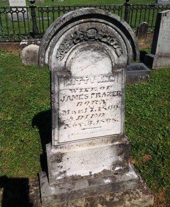 FRAZER, KITTY ANN - Adair County, Kentucky | KITTY ANN FRAZER - Kentucky Gravestone Photos