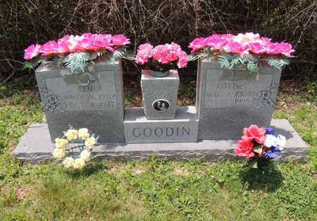 GOODIN, LOTTIE - Adair County, Kentucky | LOTTIE GOODIN - Kentucky Gravestone Photos