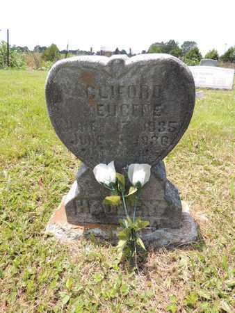 HADLEY, CLIFORD EUGENE - Adair County, Kentucky   CLIFORD EUGENE HADLEY - Kentucky Gravestone Photos
