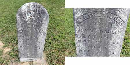 HADLEY, MARTHA L - Adair County, Kentucky   MARTHA L HADLEY - Kentucky Gravestone Photos