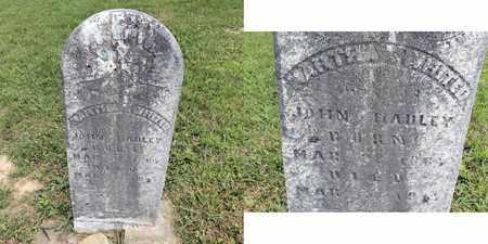 WHITED HADLEY, MARTHA L - Adair County, Kentucky   MARTHA L WHITED HADLEY - Kentucky Gravestone Photos