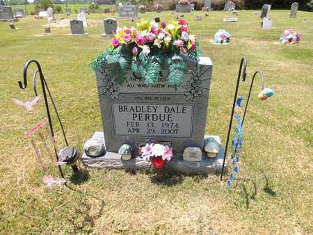 PERDUE, BRADLEY DALE - Adair County, Kentucky | BRADLEY DALE PERDUE - Kentucky Gravestone Photos