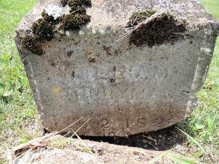 PERRYMAN, WILLIAM - Adair County, Kentucky | WILLIAM PERRYMAN - Kentucky Gravestone Photos