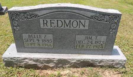 REDMON, BELLE Z - Adair County, Kentucky | BELLE Z REDMON - Kentucky Gravestone Photos