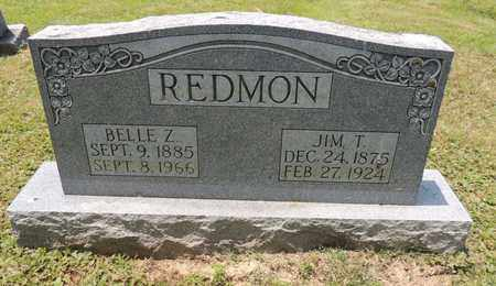 REDMON, JIM T - Adair County, Kentucky | JIM T REDMON - Kentucky Gravestone Photos