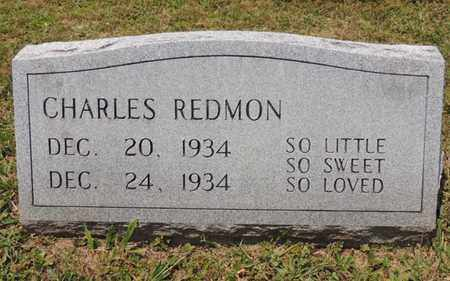 REDMON, CHARLES - Adair County, Kentucky | CHARLES REDMON - Kentucky Gravestone Photos