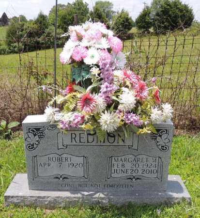 REDMON, MARGARET M - Adair County, Kentucky | MARGARET M REDMON - Kentucky Gravestone Photos