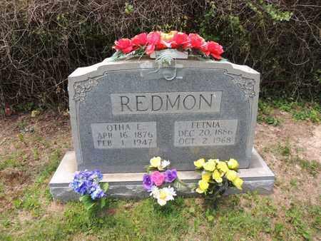 REDMON, OTHA E - Adair County, Kentucky | OTHA E REDMON - Kentucky Gravestone Photos