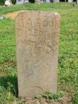 ROOKS, DICEY ANN - Adair County, Kentucky   DICEY ANN ROOKS - Kentucky Gravestone Photos