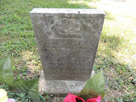 ROOKS, ROY - Adair County, Kentucky | ROY ROOKS - Kentucky Gravestone Photos