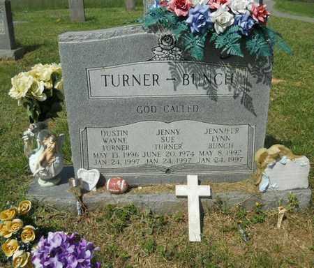 TURNER, JENNY SUE - Adair County, Kentucky | JENNY SUE TURNER - Kentucky Gravestone Photos