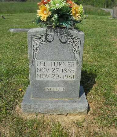 TURNER, GEORGE LEE - Adair County, Kentucky   GEORGE LEE TURNER - Kentucky Gravestone Photos