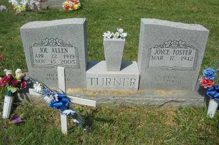 TURNER, JOE ALLEN - Adair County, Kentucky | JOE ALLEN TURNER - Kentucky Gravestone Photos
