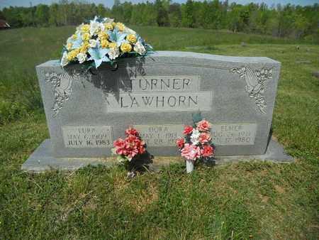 TURNER, LURA - Adair County, Kentucky | LURA TURNER - Kentucky Gravestone Photos