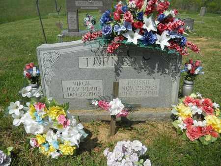 TURNER, FLOSSIE - Adair County, Kentucky   FLOSSIE TURNER - Kentucky Gravestone Photos