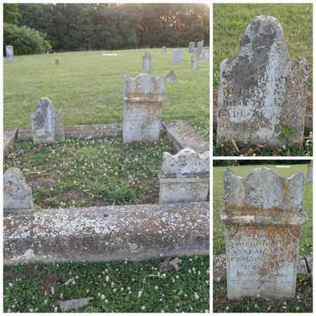 BARLOW, SARAN ANN - Allen County, Kentucky | SARAN ANN BARLOW - Kentucky Gravestone Photos