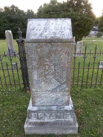 BRYANT, J.E. - Allen County, Kentucky | J.E. BRYANT - Kentucky Gravestone Photos