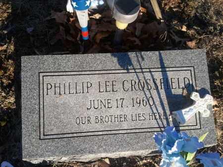 CROSSFIELD, PHILLIP LEE - Allen County, Kentucky   PHILLIP LEE CROSSFIELD - Kentucky Gravestone Photos