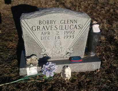GRAVES (LUCAS), BOBBY GLENN - Allen County, Kentucky | BOBBY GLENN GRAVES (LUCAS) - Kentucky Gravestone Photos