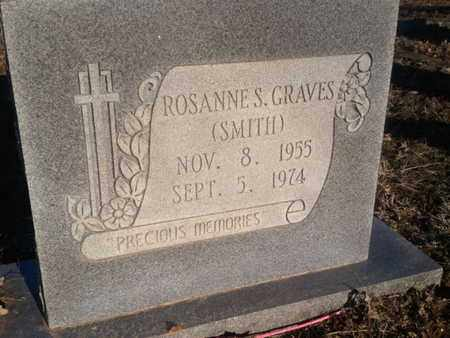 GRAVES, ROSANNE S. - Allen County, Kentucky | ROSANNE S. GRAVES - Kentucky Gravestone Photos