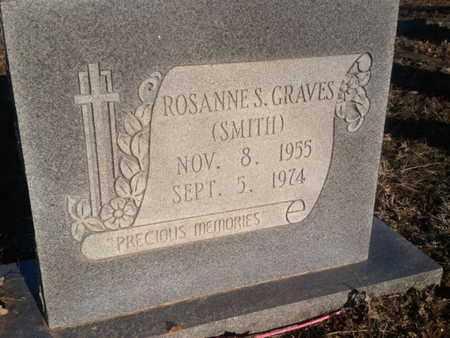 SMITH GRAVES, ROSANNE S. - Allen County, Kentucky   ROSANNE S. SMITH GRAVES - Kentucky Gravestone Photos