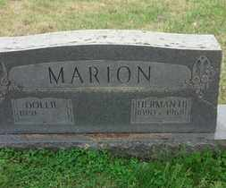 MARION, DOLLIE - Allen County, Kentucky | DOLLIE MARION - Kentucky Gravestone Photos