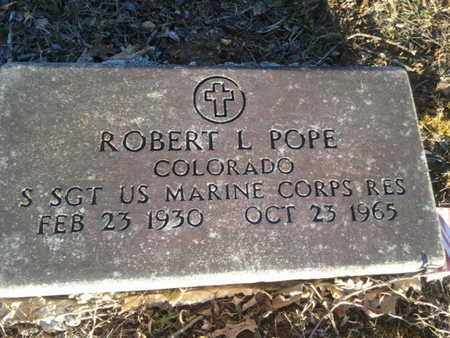 POPE (VETERAN), ROBERT L. - Allen County, Kentucky | ROBERT L. POPE (VETERAN) - Kentucky Gravestone Photos