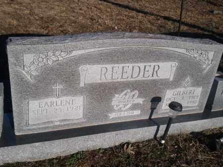 REEDER, GILBERT - Allen County, Kentucky | GILBERT REEDER - Kentucky Gravestone Photos