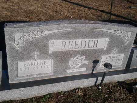 REEDER, GILBERT - Allen County, Kentucky | GILBERT REEDER - Kentucky Gravestone Photos