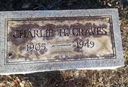 GRAVES, CHARLIE H. - Allen County, Kentucky | CHARLIE H. GRAVES - Kentucky Gravestone Photos