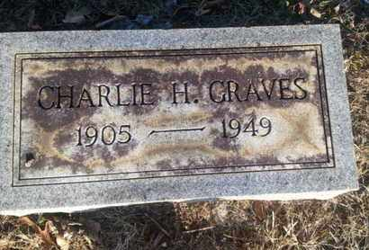 GRAVES, CHARLIE H. - Allen County, Kentucky | CHARLIE H. GRAVES - Kentucky Gravestone Photos